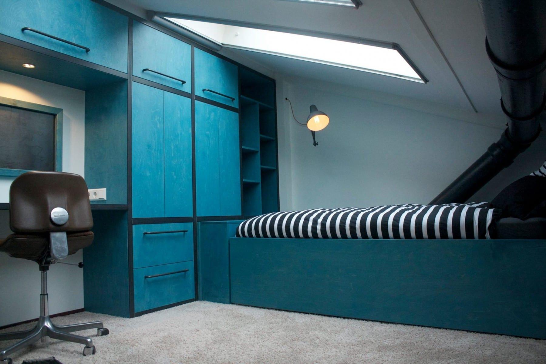 Keukenkast industrieel ontwerp - Deco keuken ontwerp ...