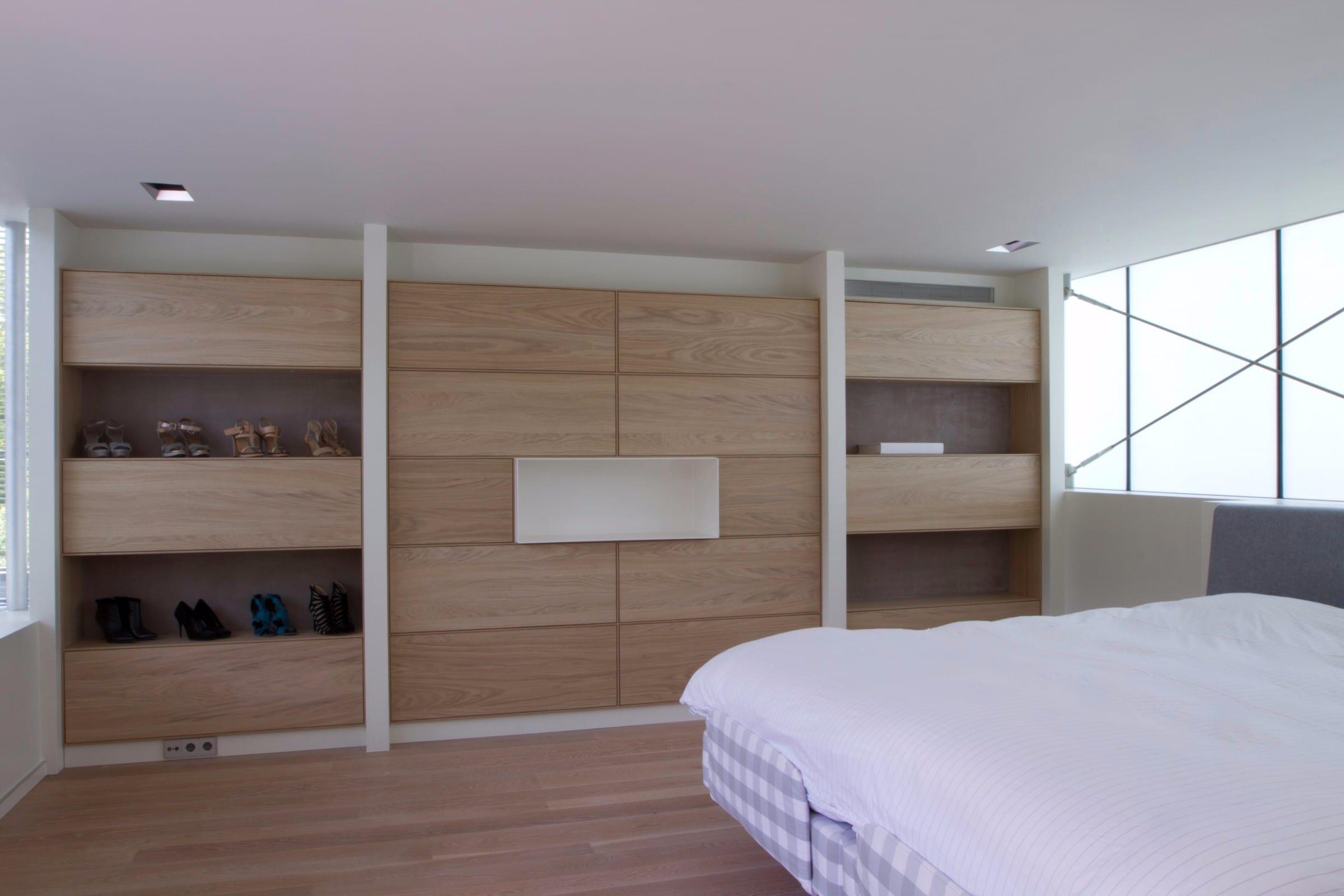 unieke kast op maat laten maken meubelmakerij houtkwadraat. Black Bedroom Furniture Sets. Home Design Ideas