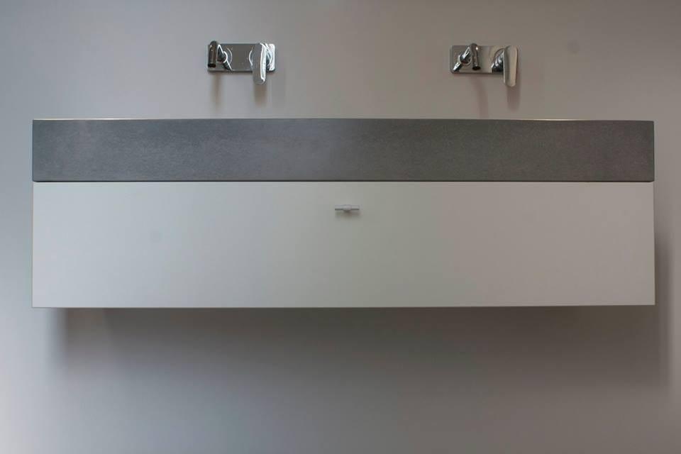 Badkamer wastafel op maat het beste van huis ontwerp inspiratie - Huis wastafel ...